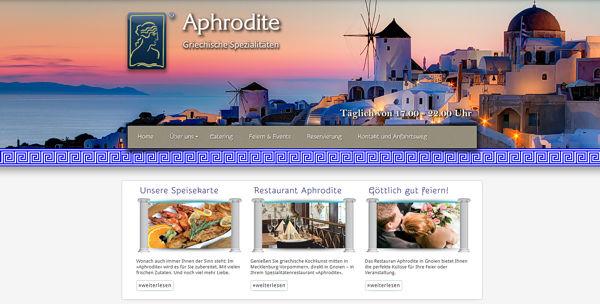 "Restaurant ""Aphrodite"""
