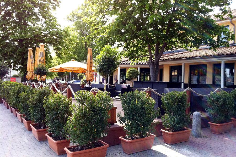 Restaurant und Cefé. Die Nudelopern in Gnoien. Ihr freundliches Familienrestaurant.